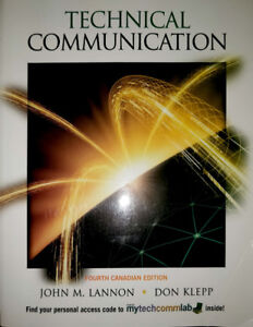 Technical Communication 4th Edition Textbook