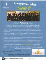 Always wanted to Sing?