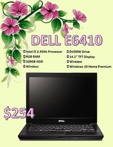 Laptop Blow Out Sale – Starting @ $254