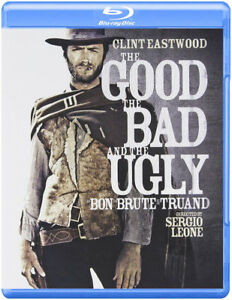 GOOD THE BAD & THE UGLY. LE BON LA BRUTE ET LE TRUAND. BLU-RAY