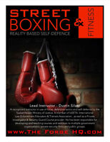 Street Boxing Reality Based Self-defence & Fitness