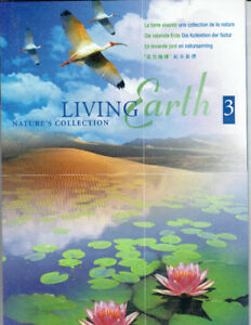 Collection internationale de timbres  LIVING  EARTH - 3#