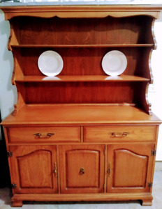 Dining room hutch by Knechtel for sale