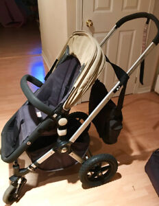 Bugaboo Cameleon Travel system with brand new back winter tires