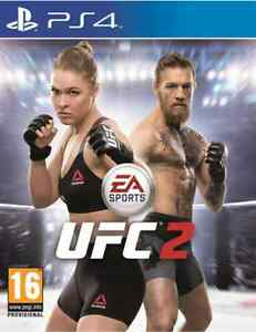Looking for UFC 2 (PS4)
