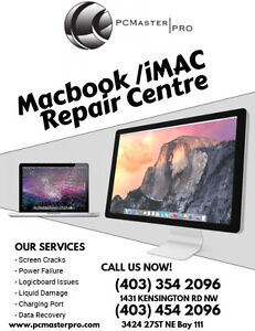 Fix your MAC at a reasonable price - Call us today!