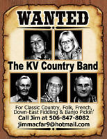 Local Country Band Available