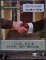 The Real Estate Transaction General - OREA book