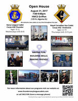 Navy League and Sea Cadet Corps
