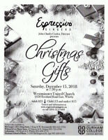 "Espressivo Singers present ""Christmas Gifts"""