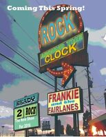 FRANKIE AND THE FAIRLANES    ROCK & ROLL  Sunday May 1st 2-4pm