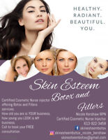 Botox and Fillers Special