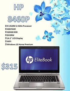 RECORD READER APPRECIATION SALE - HP Elitebook 8470P Only $315!