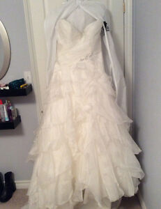 Beautiful Unworn Wedding Dress
