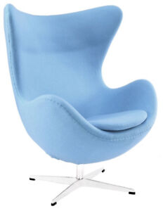 COMFORTABLE EGG LOUNGE CHAIR