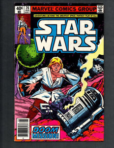 Star Wars Volume 1, August # 26 1979 BY MARVEL NM. VERY RARE.