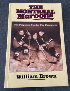 The Montreal Maroons by William Brown