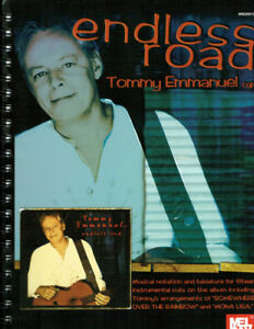 Endless Road - Tommy Emmanuel MB20872 - Partitions de musique