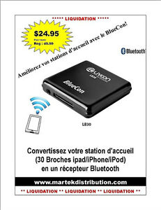 Convertisseur Bluetooth **** LIQUIDATION **** NEUF ****
