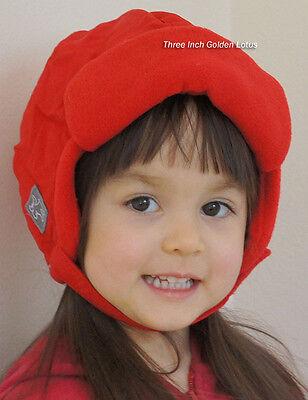 Kid Toddler Girl Boy Winter Snow Thinsulate Waterproof Aviator Hat/Cap~Red - Kids Aviator Hat