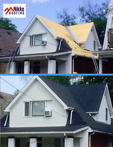 Nikko Roofing - Professional and Insured!!! London Ontario image 4