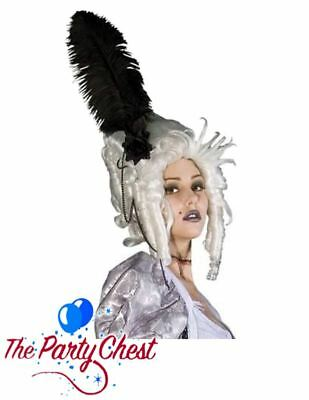GHOST OF MARIE ANTOINETTE WIG UNHAPPILY EVER AFTER Halloween Fancy Dress Wig 744 - Marie Antoinette Halloween Dress