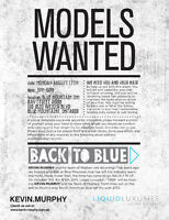 MODELS WANTED FOR HAIR EVENT