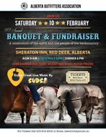 Alberta Outfitters Annual Banquet
