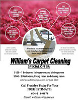 Williams Carpet Cleaning