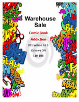 Jan 21st - WAREHOUSE SALE @ 871 Wilson Rd S Unit #3, Oshawa