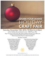 Shambhala Centre Holiday Crafters Fair & Market