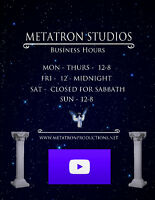 Metatron Productions Professional Video Shoot & Creation Service
