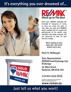 Buying or Selling  choose the leader in the real estate industry Stratford Kitchener Area image 1
