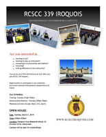 Open House 339 Iroquois Sea Cadet Corps