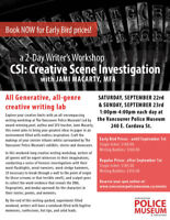 Creative Writing Workshop with Jami Macarty