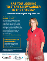 Are you Looking to Start a New Career in the Trades
