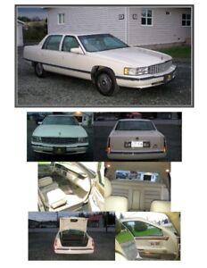 Cadillac De Ville Gold Edition 1995