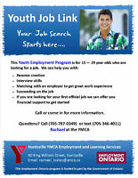 Looking for your first job? We can help!