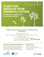 FREE Financial Empowerment and Budgeting Workshop