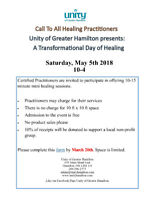 Looking for Healing Practitioners!!!