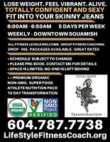 Weekly Outdoor Group Fitness Coaching