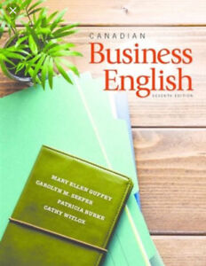 Canadian Business English Textbook