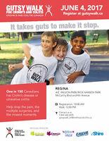 Gutsy Walk for Crohn's and Colitis Canada