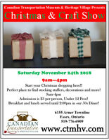Christmas & Craft Show
