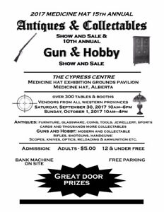 Antiques & Collectables & Gun & Hobby Show & Sale