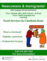 Food Services in Chatham-Kent