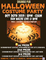 LIVE MUSIC NIGHTS | HALLOWEEN PARTY