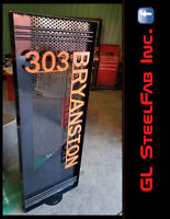 Sales and Installation - Stylish Metal Address Signs