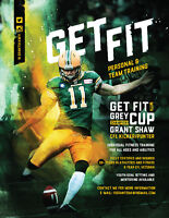 Get Fit with Grant Shaw - CFL Veteran