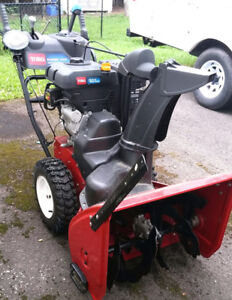 TORO Snowblower for Sale. Oh yes, it's coming, Folks!